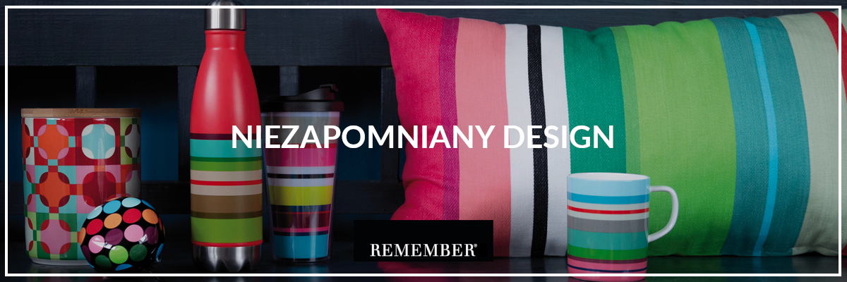 Baner Remember - Niezapomniany design